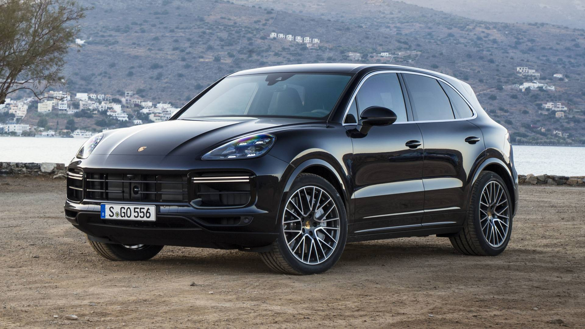 Porsche Video Demonstrates Why The New Cayenne Is A Practical SUV