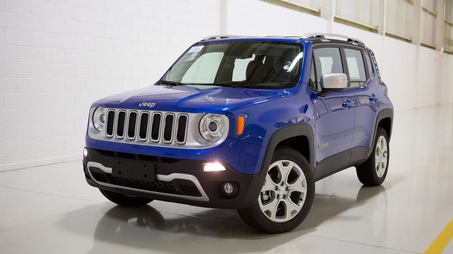 Renegade dispara entre os SUVs mais vendidos em agosto - veja o ranking
