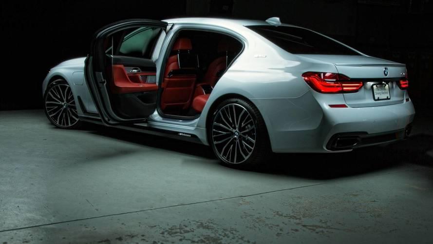 BMW 740e M Performance - SEMA Show 2017.