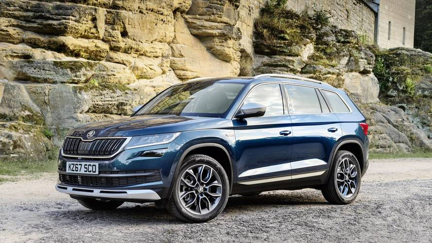 Skoda toughens up the Kodiaq with new Scout package