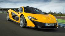 Driving the McLaren P1 five years on