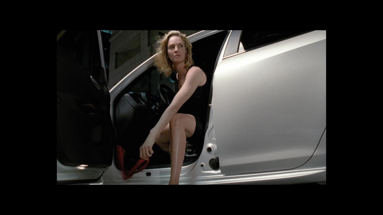 Alfa Romeo Giulietta e Uma Thurman