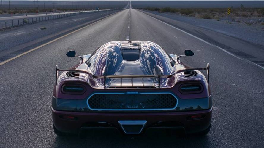 The Koenigsegg Agera RS Top Speed Run Was Car Owner's Idea