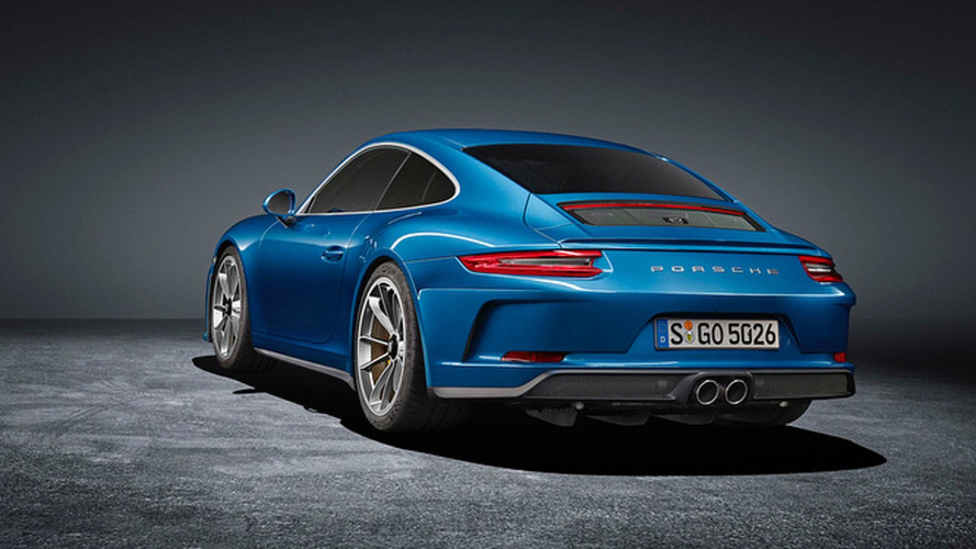 Porsche 911 GT3 Touring Package Leaked