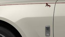 Rolls-Royce Ghost Majestic Horse 01.11.2013