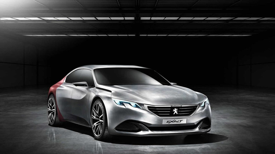 Peugeot fully reveals Exalt concept with 340 bhp HYbrid4 powertrain
