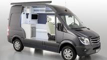 Mercedes Sprinter Caravan concept 30.8.2013