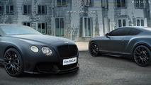 DMC Bentley Continental GT DURO China Edition