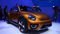 Volkswagen Dune concept unveiled in Detroit [video]