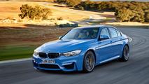 2014 BMW M3 Sedan