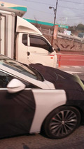 Hyundai 'AG' luxury sedan spied, will be unveiled next month