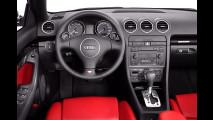 A4 Cabriolet: Neue Basis