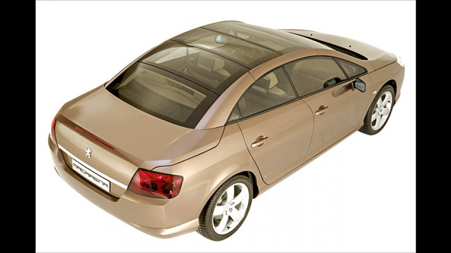 Glasdach-Peugeot: Heuliez Peugeot 407 Macarena