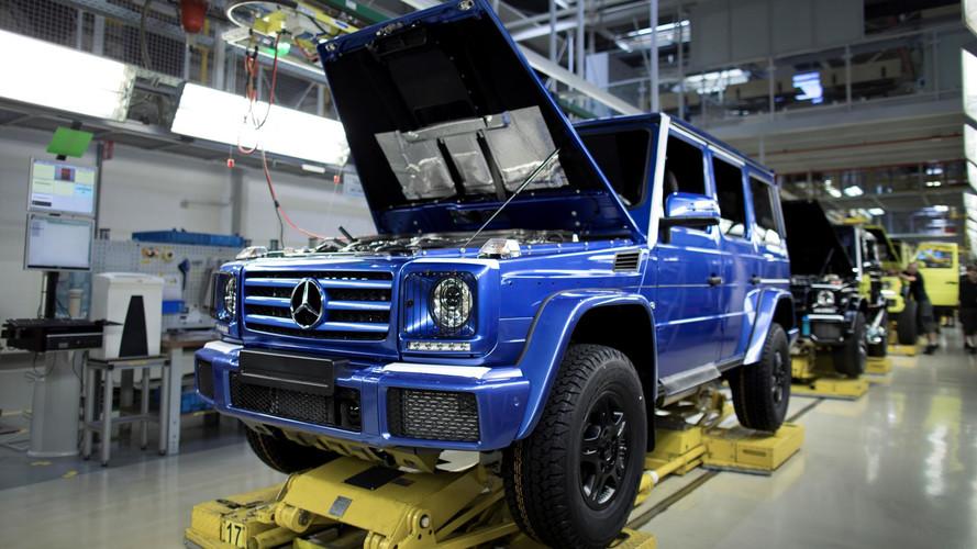 300,000th Mercedes-Benz G-Class