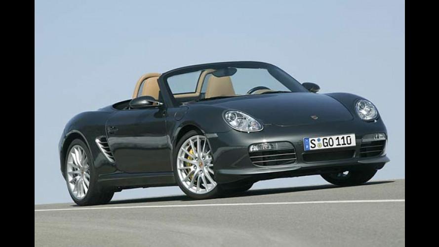 Porsche: Sport-Paket macht den Boxster richtig scharf