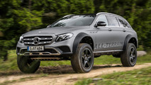 Mercedes Classe E All-Terrain 4x4²