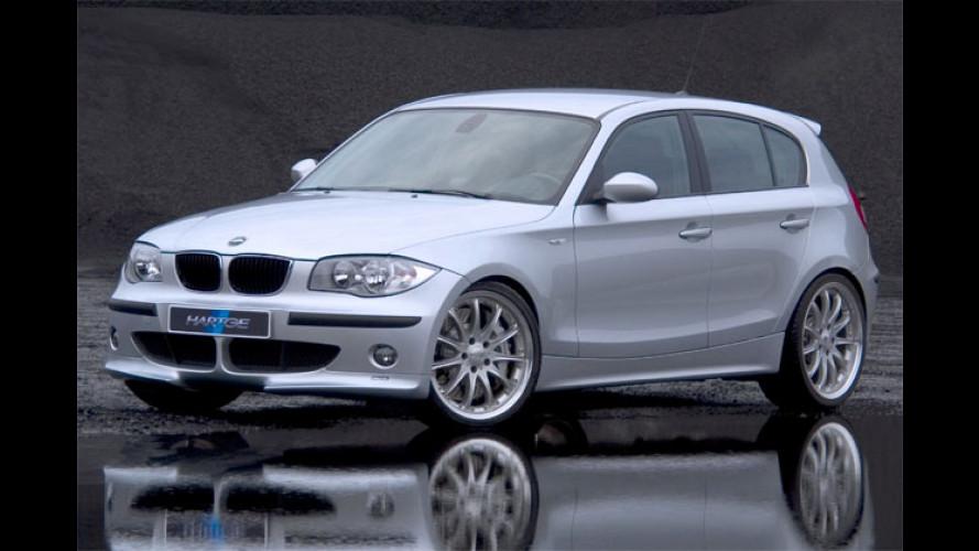 Hartge-dieselt: BMW 118d und 120d mit mehr Power
