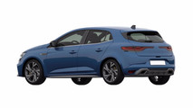 Renault Mégane GT 2018 (restyling)