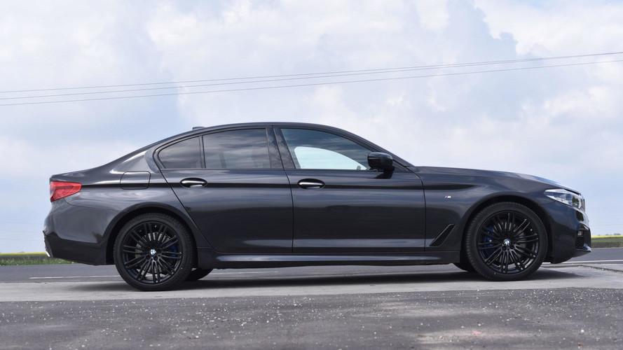 BMW 530d xDrive Teszt
