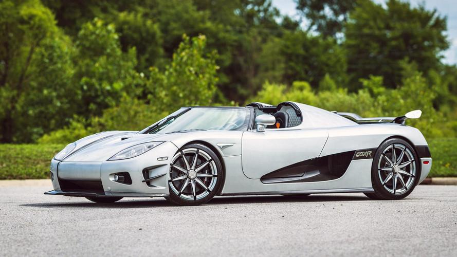 Koenigsegg CCXR Trevita de 2010, en venta