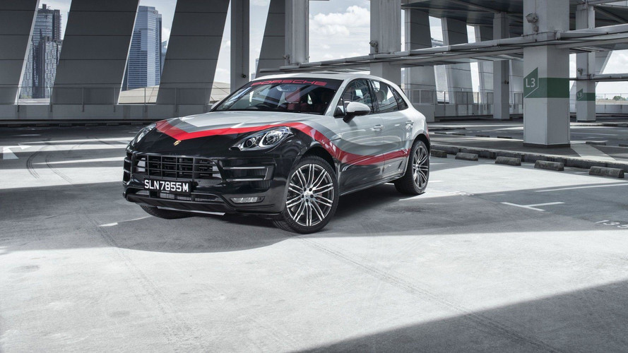 porsche macan turbo news and reviews. Black Bedroom Furniture Sets. Home Design Ideas
