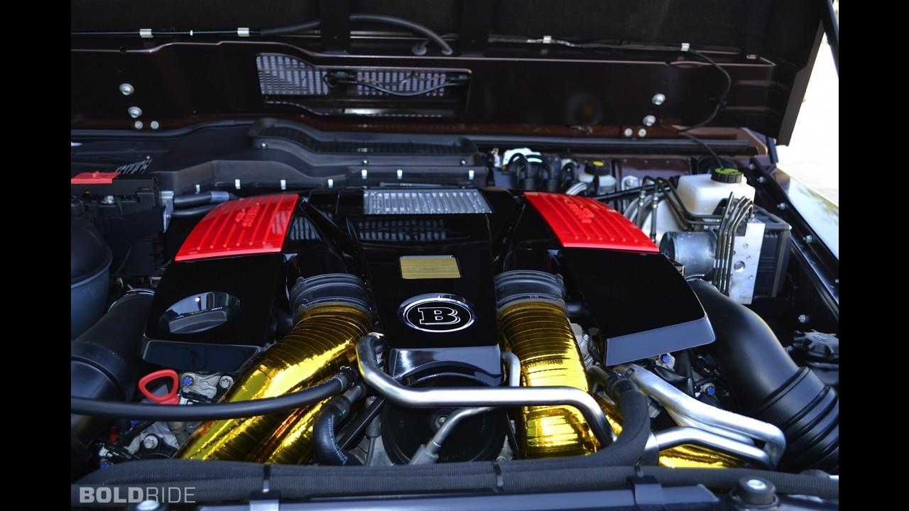 Brabus Mercedes-Benz B63S 700 Widestar
