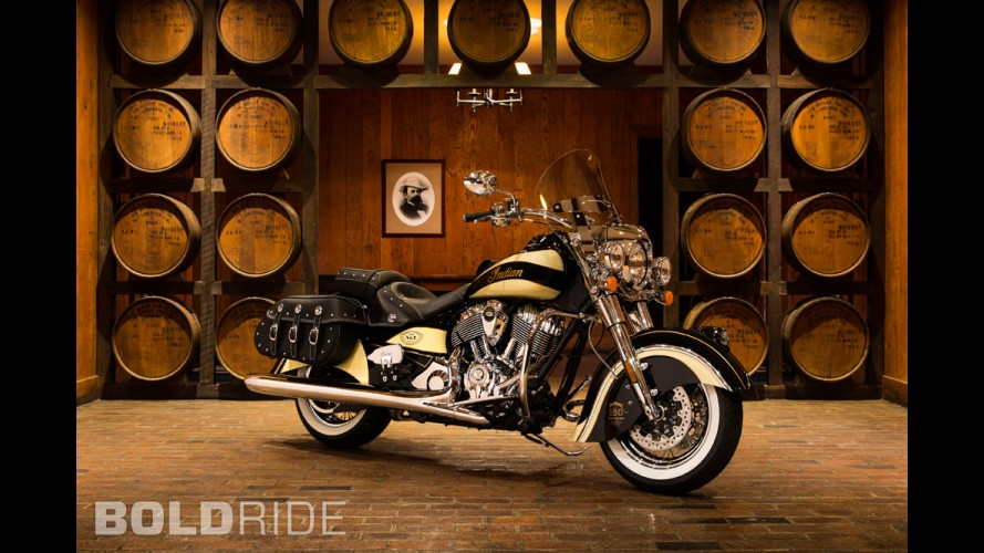 Indian Chief Vintage Jack Daniel's Edition