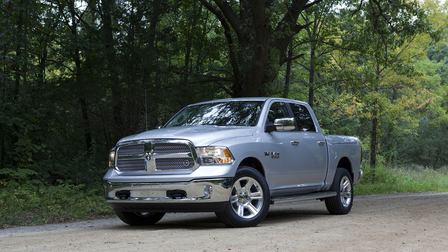 2017 Ram 1500 Lone Star Silver Edition shines under the Texas sun
