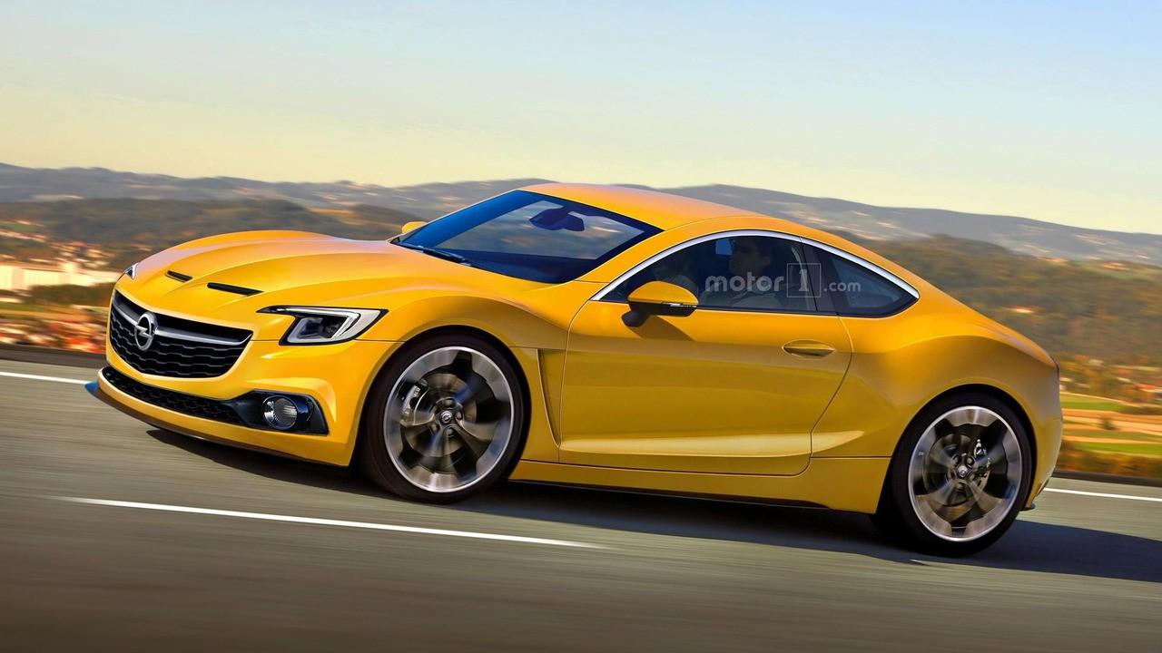 Opel GT'nin üretime geçme hayali gerçekleşebilir
