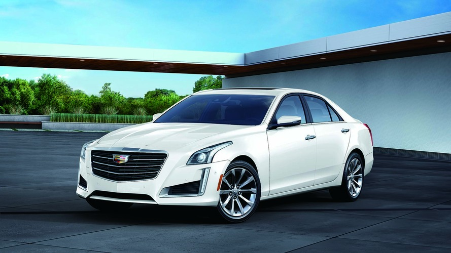 Cadillac ATS, CTS gain White Edition in Japan