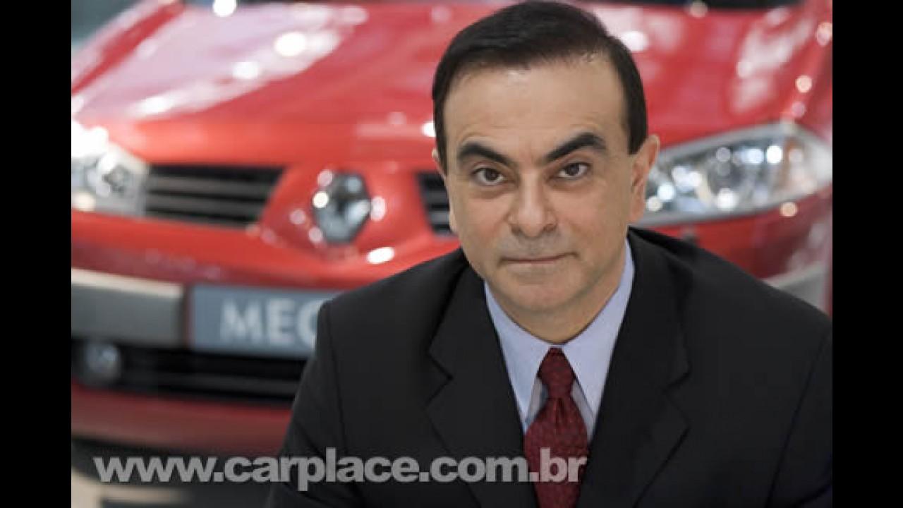 Imprensa diz que brasileiro Carlos Ghosn pode assumir presidência da GM