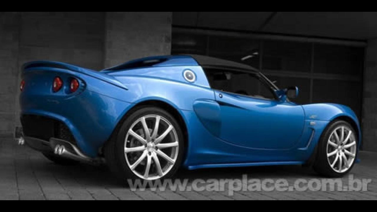 Lotus Elise Project Kahn - Série especial celebra aniversário de 60 anos da marca