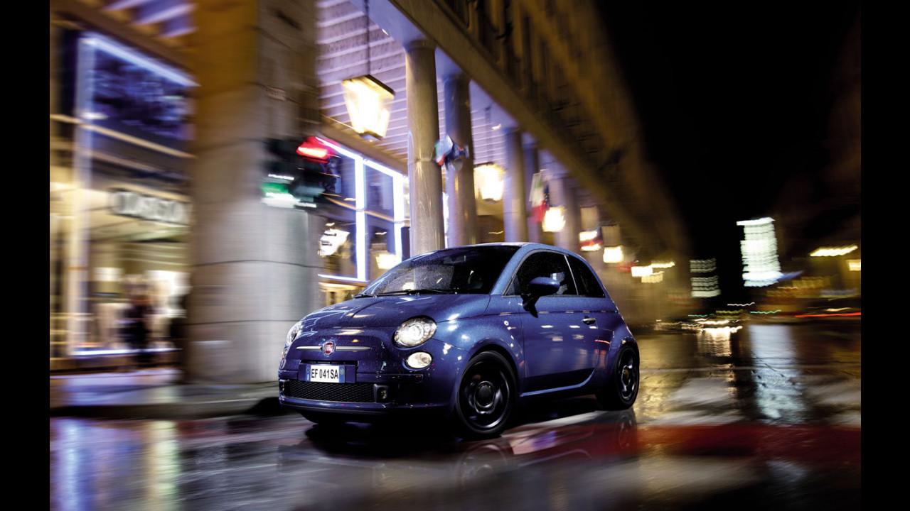 Fiat 500 TwinAir 2011