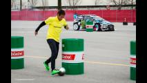 Castrol Footkhana, Neymar Jr. vs Ken Block