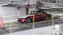 2016 Mazda MX-5 landing party