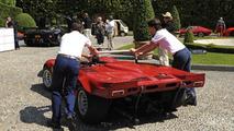 Concorso d'Eleganza Villa d'Este 2011, miscellaneous scenes, 22.05.2011