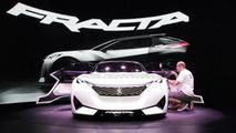 Peugeot at 2015 IAA
