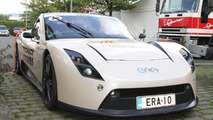 ERA Electric Raceabout prototype - 2.8.2011