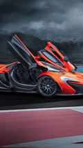 P1 by McLaren Special Operations