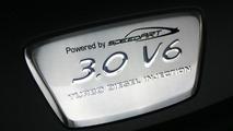 speedART PS9-300D based on Porsche Panamera Diesel 28.09.2011