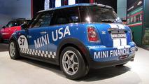 2012 MINI Cooper B-Spec race car - 18.11.2011
