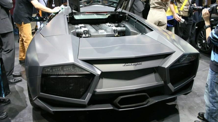 Rare 2008 Lamborghini Reventon Found on Sale