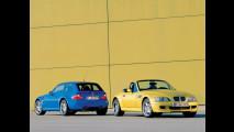 BMW Z3, la storia