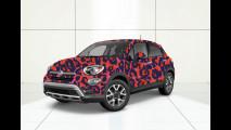 Fiat 500X by Diane von Furstenberg