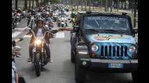Secondo raduno Jeepers e Bikers Harley-Davidson