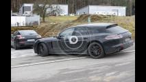 Porsche Panamera Shooting Brake, foto spia