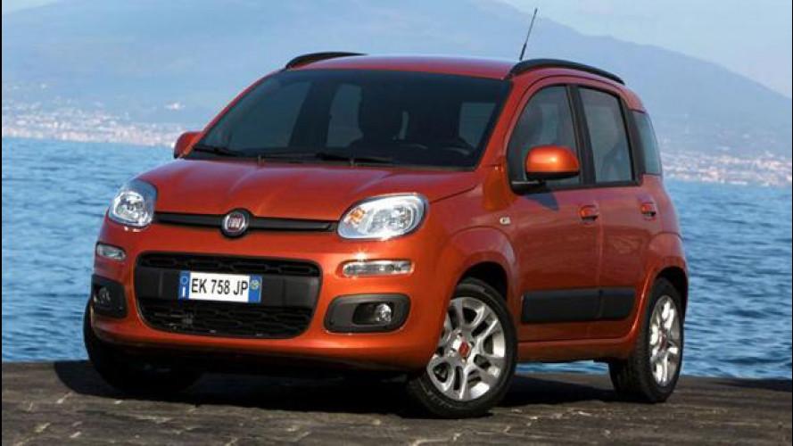 Le auto più vendute in Italia a luglio 2013