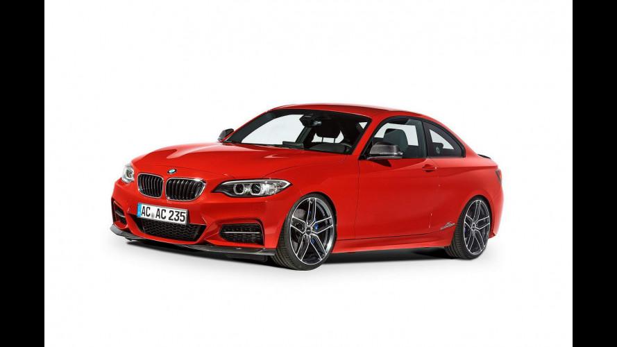 BMW Serie 2 Coupé, modificata solo dove serve