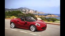 Alfa Romeo 4C Spider, debutto americano