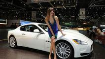 Maserati Granturismo S Automatic Unveiled in Geneva